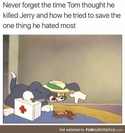 We only try to kill the things we love most