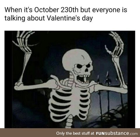 This isn't spooky enough