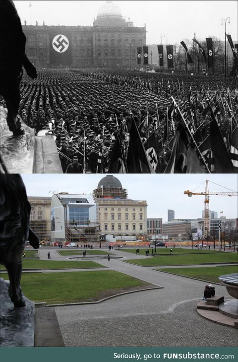 Unimaginable - then (February 11, 1936) and now (January 16, 2019)