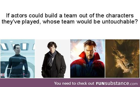 Benefit Cumberfinch best actor