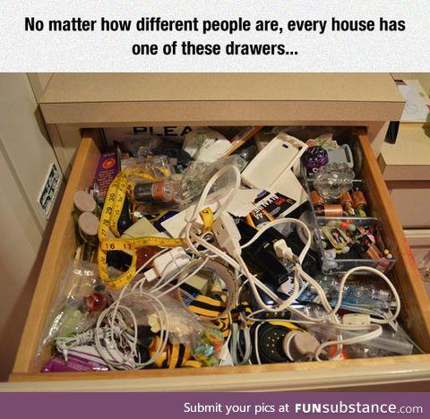Good old junk drawer