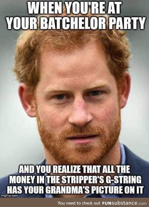 Royal problems