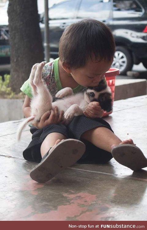 Kiss of Innocence