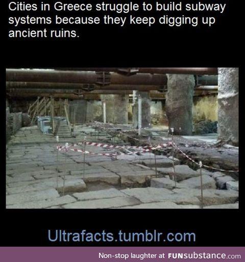 Damn ancients!