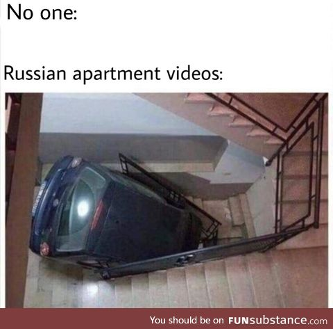 Where was he Russian to?