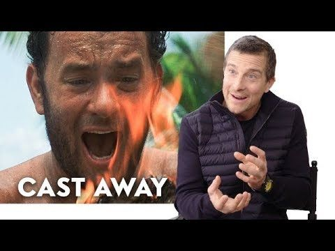 Bear Grylls reviews the realism of survival movies