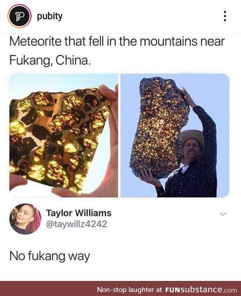No wayyy