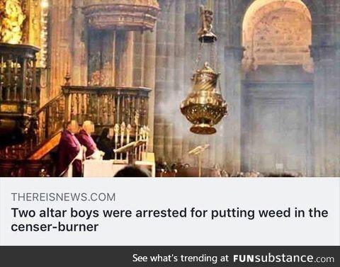 The high mass