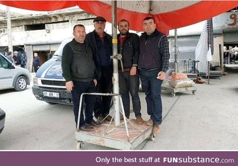 Big applaud to our first Turkish space team