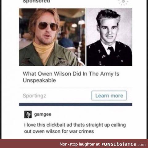 War crime