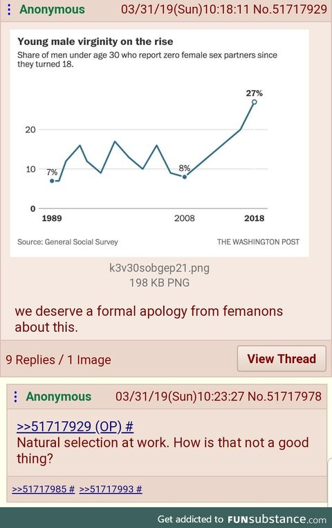 Anon wants an apology