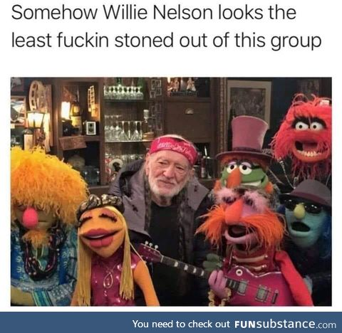 Willie getting the band back together