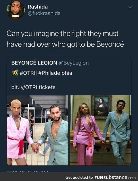It's a tough fight.
