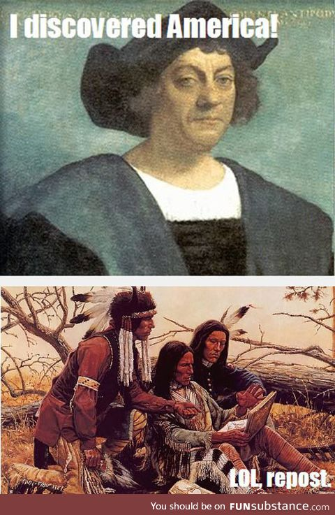 Christopher columbus' big achievement