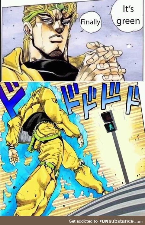 Jojo memes are delicious