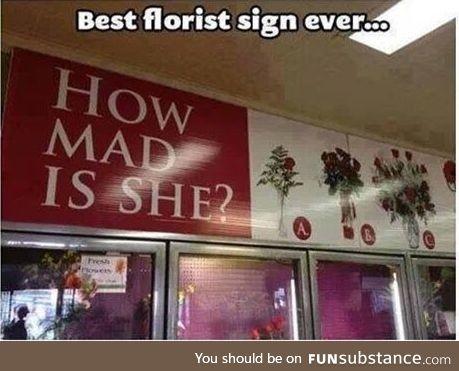Best florest sign ever