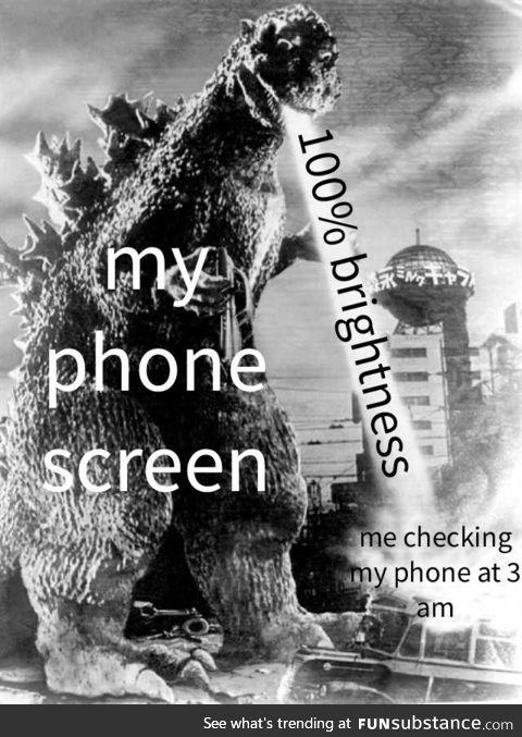 A true assault