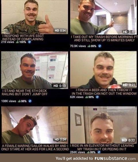 Wholesome marine ****