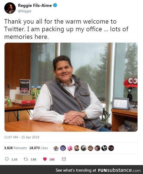 Goodbye mr. Nintendo