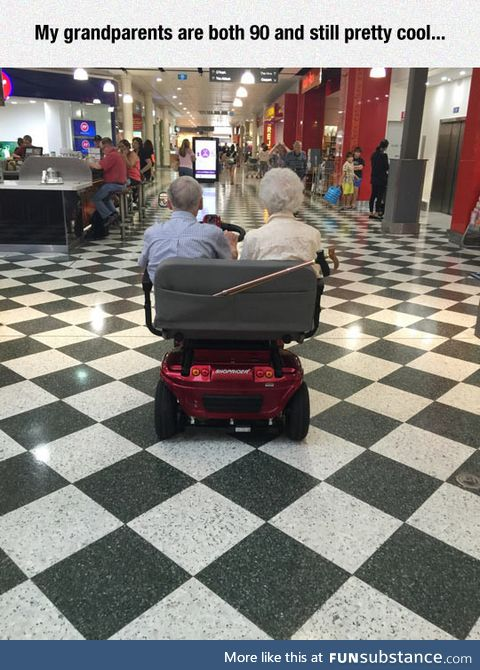 Fast and furious 47: Geriatric drift
