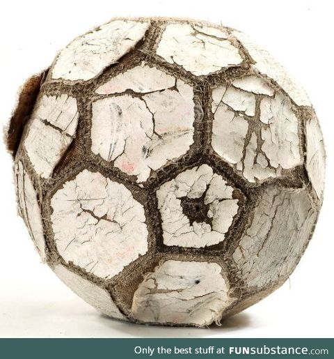 Who remembers getting hit by this ball when it was wet?