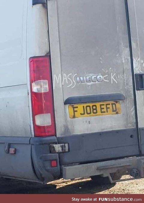 Good old British humour