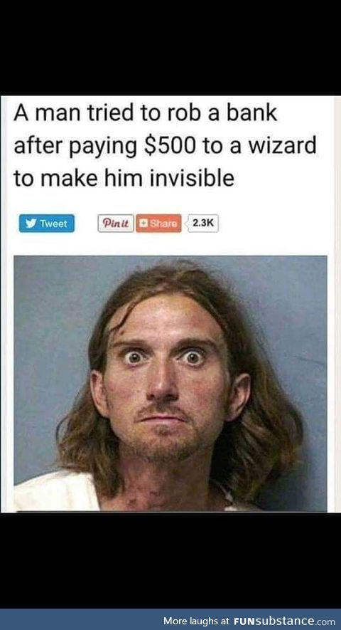 If you can trust a Wizard who can you trust?