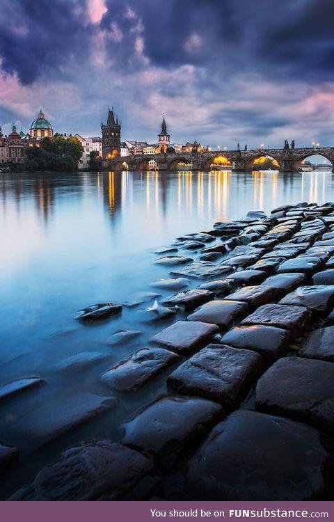 Prague, The City of a Hundred Spires