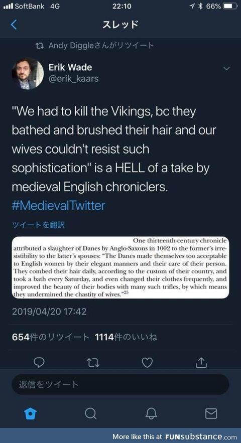 Viking chads