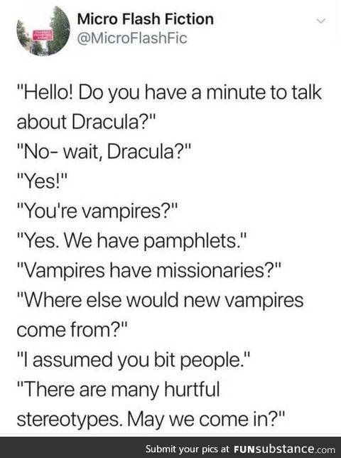 Care to invite them inside?