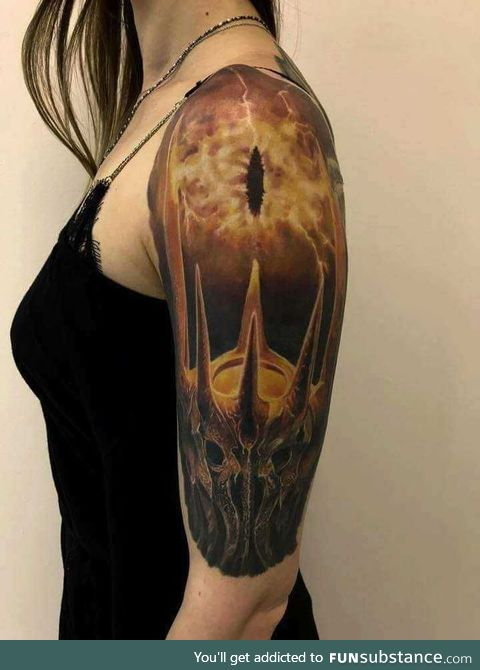 One tattoo to rule them all