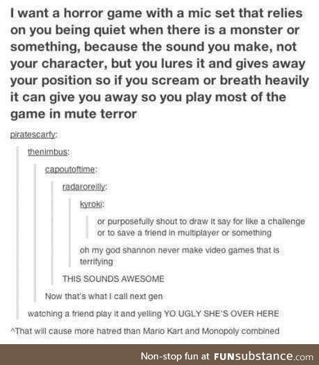 - Somebody call the Outlast devs
