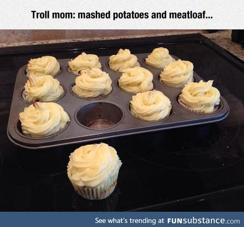 The ultimate troll mother