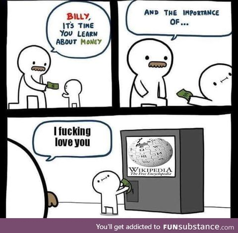 Be like billy