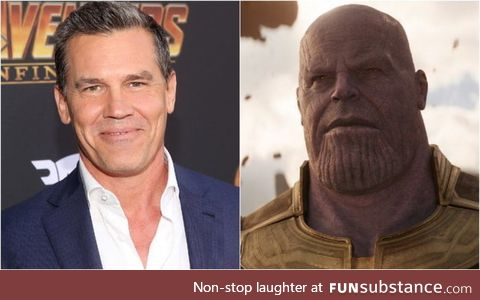 This guy is irreplaceable as Thanos. He did amazing job!!