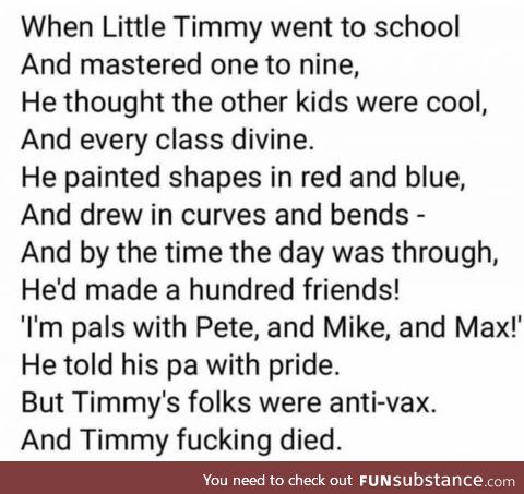 Im a vax kid
