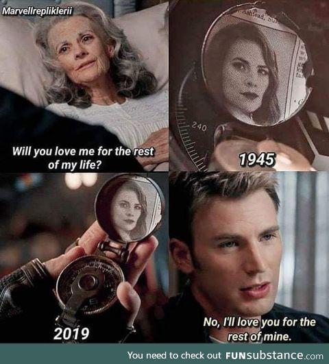 Cap ... You already did .