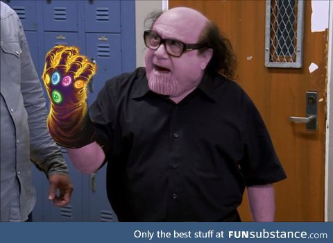 """Balancing the universe is badass!"""