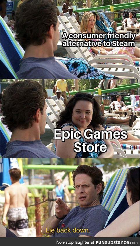 Steam vs Epic