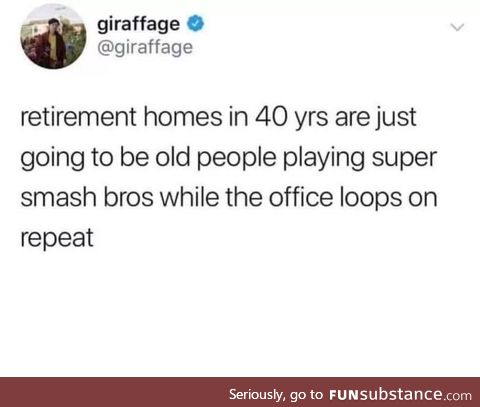 In 40 years
