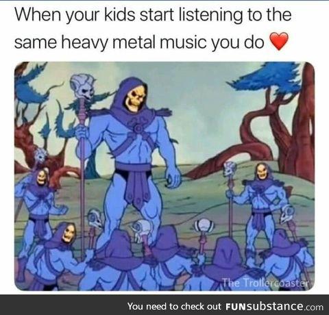 \,,/ metal \,,/