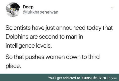 Science don't lie