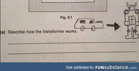 Damn this kid so smart