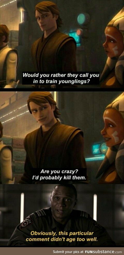 Dealing with younglings