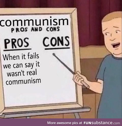 Karl Marx summarizing the communist Manifesto (1848)