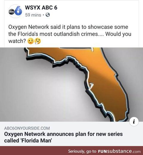 Florida man!