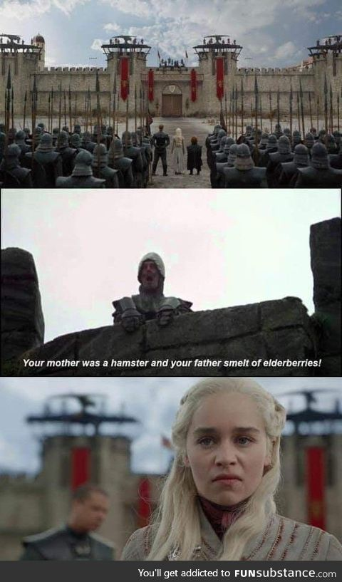 What really happened at King's Landing
