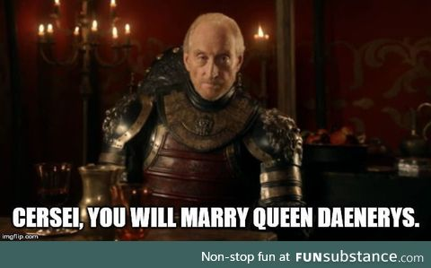 If Tywin had lived until EP5