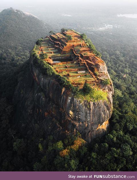 The Ancient City of Sigiriya, Sri Lanka