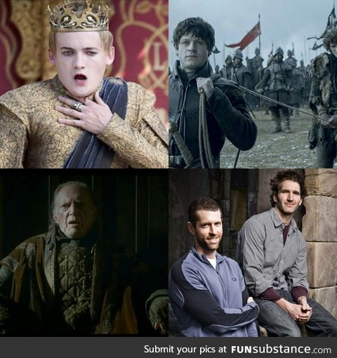 The most hated villains in Game of Thrones